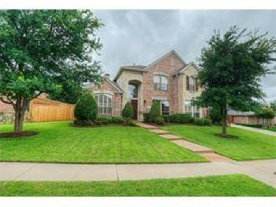 Plano Single Family Home Active Contingent: 6932 Grand Hollow Drive