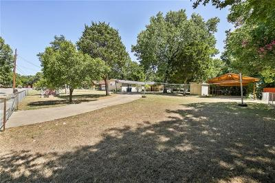Dallas Single Family Home Active Option Contract: 7518 Antoinette Street