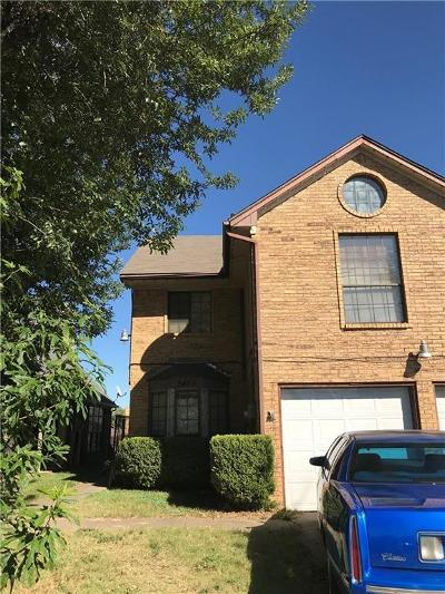 Dallas Single Family Home For Sale: 7408 Fox Crossing Court