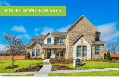 North Richland Hills Single Family Home For Sale: 6929 Chisholm Trail