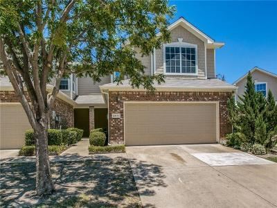 Plano Townhouse For Sale: 4511 Woodsboro Lane