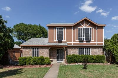 Mesquite TX Single Family Home Sold: $169,900