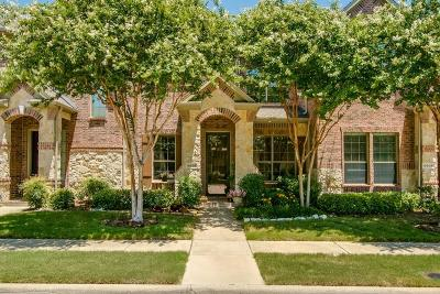 Plano Townhouse For Sale: 8608 Naomi Street