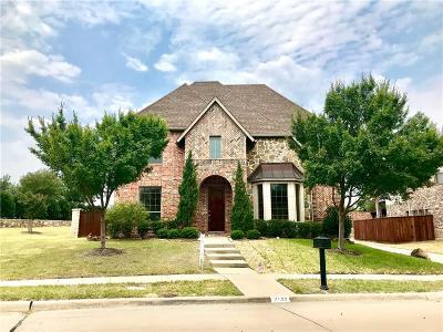 Allen Single Family Home For Sale: 2139 McCallum