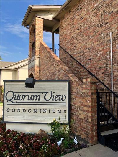 Carrollton Condo For Sale: 2835 Keller Springs Road #808