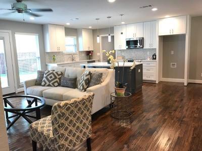 Dallas Single Family Home For Sale: 6548 Fisher Road