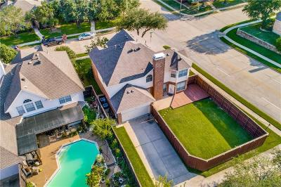 Irving Single Family Home For Sale: 9601 Cliffside Drive