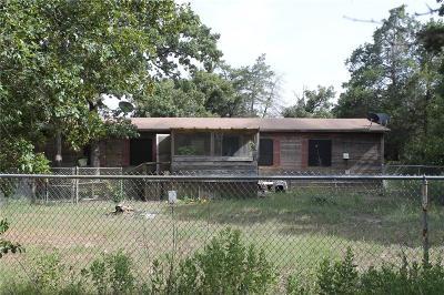 Cedar Creek Lake, Athens, Kemp Single Family Home For Sale: 12475 N Private Road 5104 Road N