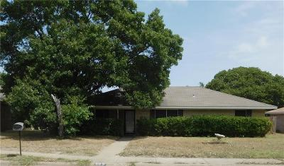Cedar Hill Single Family Home For Sale: 605 N Lisa Lane