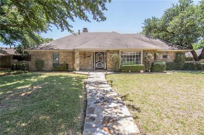 Single Family Home For Sale: 6622 Harvest Glen Drive