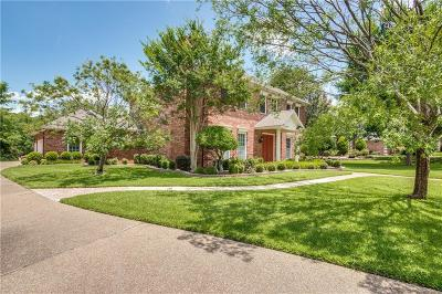Colleyville Single Family Home For Sale: 7805 Jefferson Circle