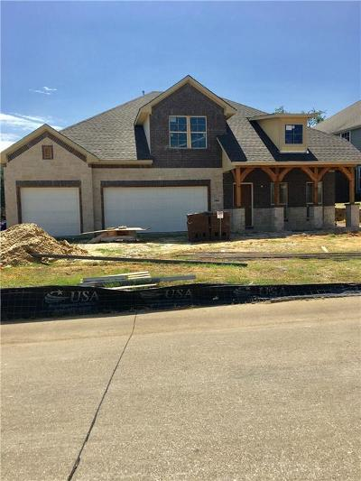 Grand Prairie Single Family Home For Sale: 3804 Winding Forest Drive