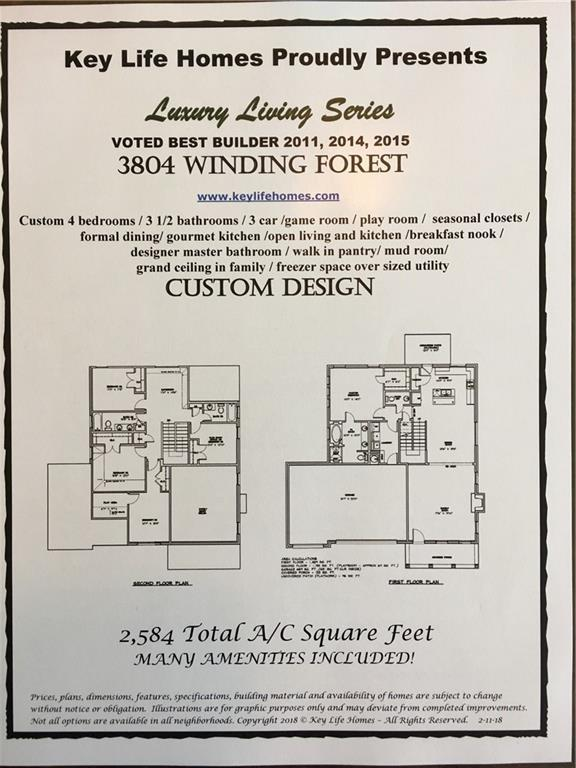Listing: 3804 Winding Forest Drive, Grand Prairie, TX.| MLS ...