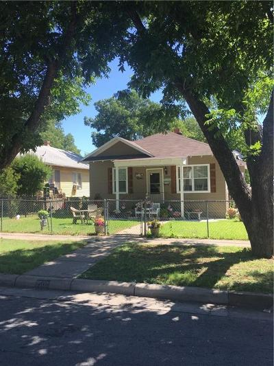 North Fort Worth Single Family Home For Sale: 1502 Homan Avenue