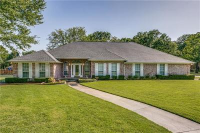 Seagoville Single Family Home For Sale: 506 Rustic Oaks