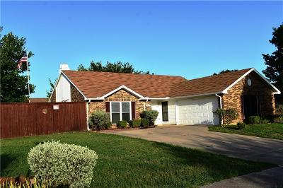 Grand Prairie Single Family Home For Sale: 4801 Cactus Trail