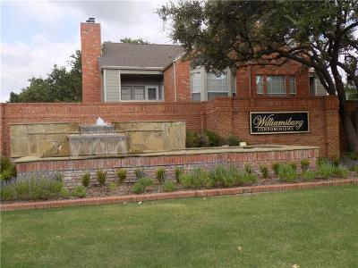 Dallas Condo For Sale: 12660 Hillcrest Road #2106