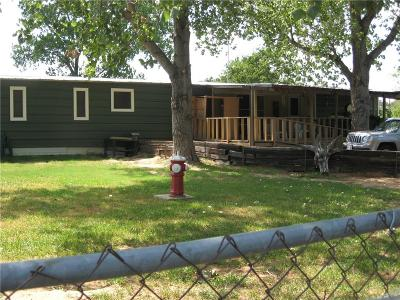 Azle Single Family Home For Sale: 112 Kelly Court