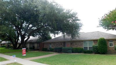 Richardson Single Family Home For Sale: 522 Wentworth