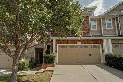 Plano Townhouse For Sale: 4615 Penelope Lane