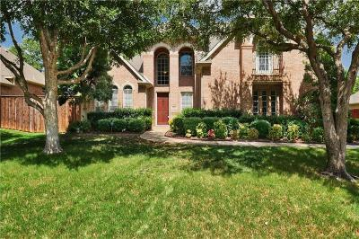 Flower Mound Single Family Home For Sale: 1804 Briaroaks Drive