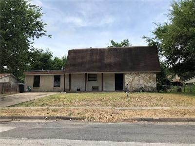 Dallas Single Family Home For Sale: 4206 Texas College Drive
