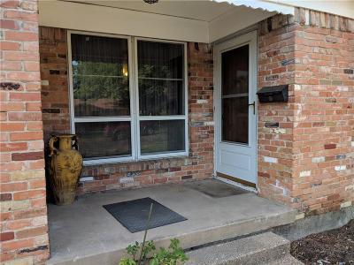 Dallas Single Family Home Active Contingent: 9415 Fairhope Avenue