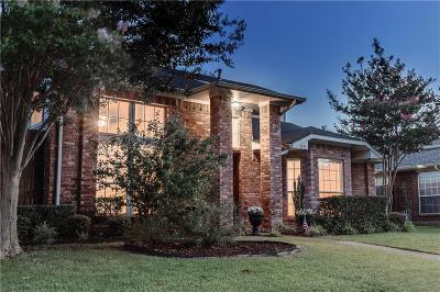 Flower Mound Single Family Home For Sale: 821 Stone Trail Drive