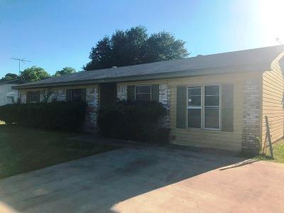 Terrell Single Family Home For Sale: 1310 S Medora Street