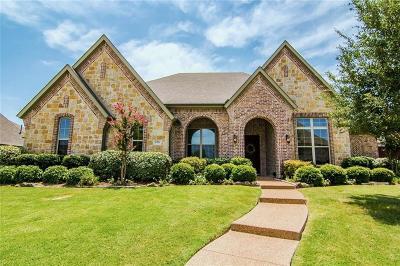 Allen Single Family Home For Sale: 979 Pembrook Lane