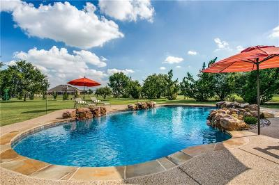 Single Family Home Active Option Contract: 12516 Park Ridge Trail