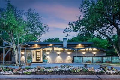 Dallas TX Single Family Home For Sale: $1,420,000