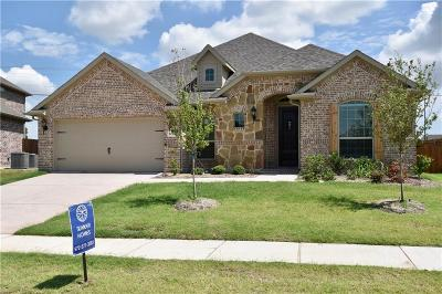Melissa Single Family Home For Sale: 3205 Blue Jay Drive