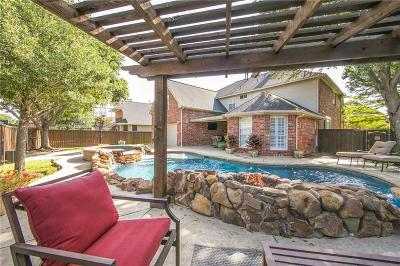 Coppell Single Family Home Active Kick Out: 305 Gibson Court