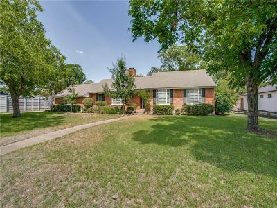 Dallas Single Family Home For Sale: 11030 Snow White Drive