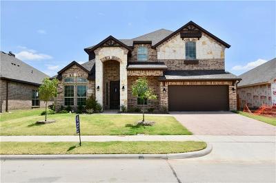 Melissa Single Family Home For Sale: 3408 Herron Drive