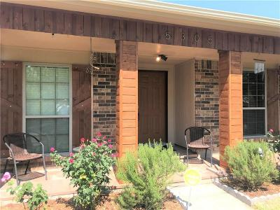 Single Family Home For Sale: 5305 Brookport Drive