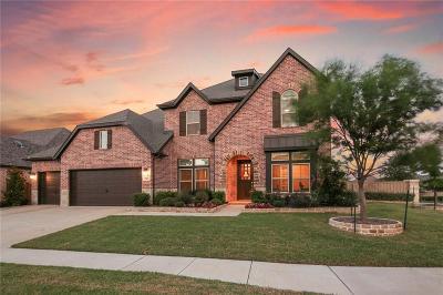 Mckinney Single Family Home Active Option Contract: 700 Teton Drive