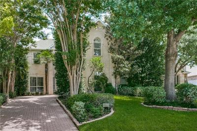 Plano Single Family Home For Sale: 2516 Prestonwood Drive