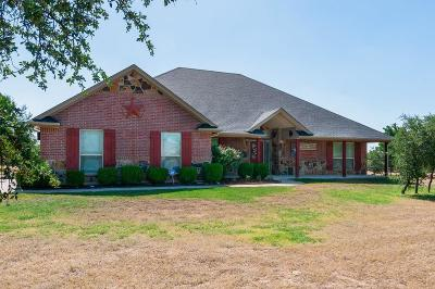 Weatherford Single Family Home For Sale: 116 Miramar Circle