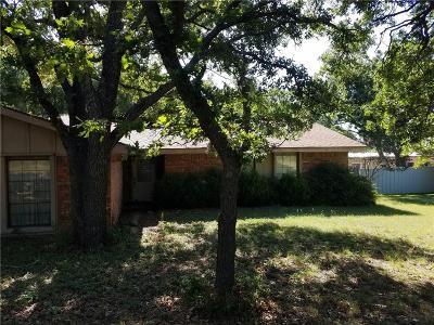 Eastland Single Family Home For Sale: 904 Ridge