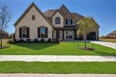 Prosper Single Family Home For Sale: 1650 Lonesome Dove Drive