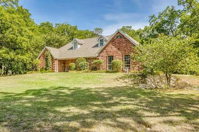 Alvarado Single Family Home For Sale: 6116 Pecan Circle