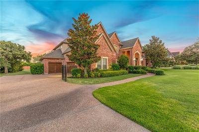 Southlake Single Family Home For Sale: 601 Coyote Road