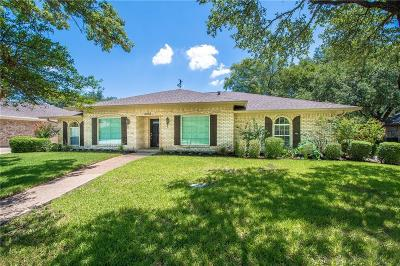Carrollton Single Family Home For Sale: 2000 Spring Run Drive
