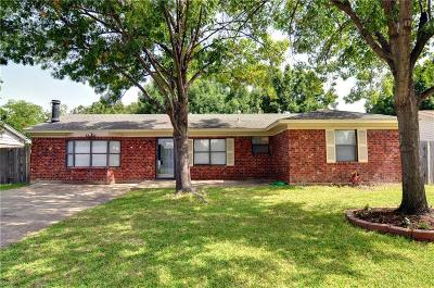 Farmers Branch Single Family Home Active Option Contract: 14025 Janwood Lane