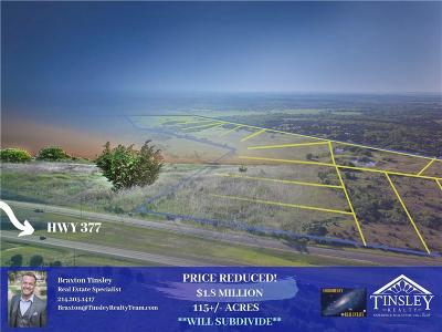 Cresson Farm & Ranch For Sale: 7133a E Us Highway 377