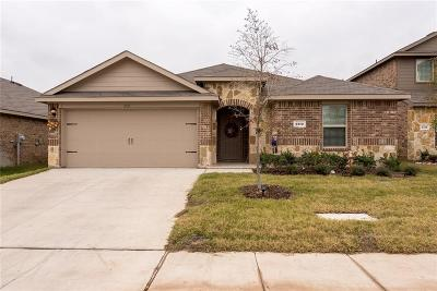 Fate Single Family Home For Sale: 2512 Saldana Drive