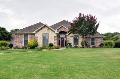 Burleson Single Family Home Active Option Contract: 8412 Gold Creek Court