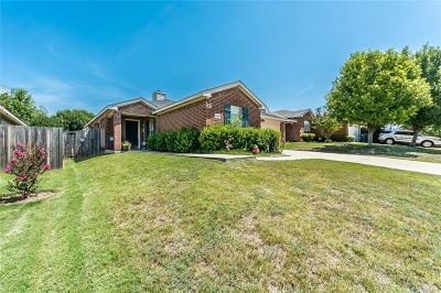 McKinney Single Family Home For Sale: 4901 Rustic Ridge Drive